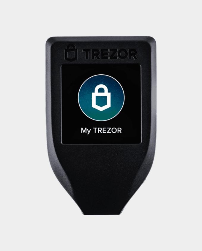 купить trezor model t в украине