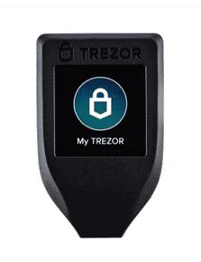 Аппаратный кошелек Trezor Model T Купить в магазине Lwallet.com.ua