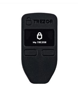 Аппаратный кошелек Trezor One Купить в магазине Lwallet.com.ua
